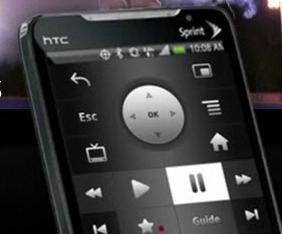 google TV phone remote