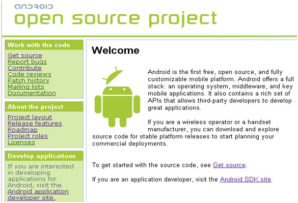 Android - Open Source Project