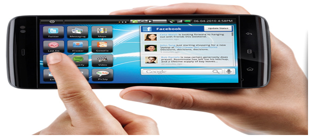 Dell Streak Touch Pad