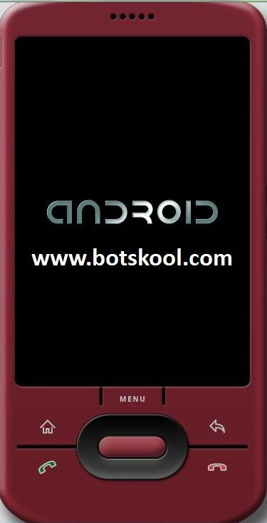 android emulator logo