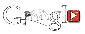Google first video doodle