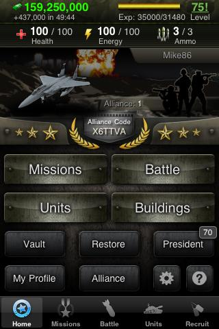 world war for android