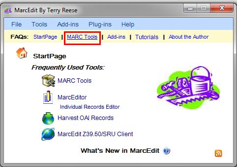 MARC Tools